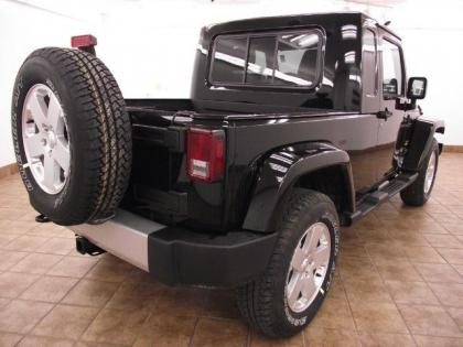 2012 JEEP WRANGLER UNLIMITED - BLACK ON BLACK 2