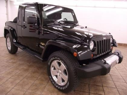2012 JEEP WRANGLER UNLIMITED - BLACK ON BLACK 3