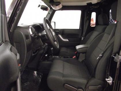 2012 JEEP WRANGLER UNLIMITED - BLACK ON BLACK 4