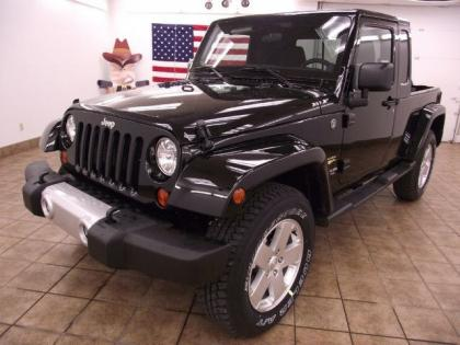 2012 JEEP WRANGLER UNLIMITED - BLACK ON BLACK 5