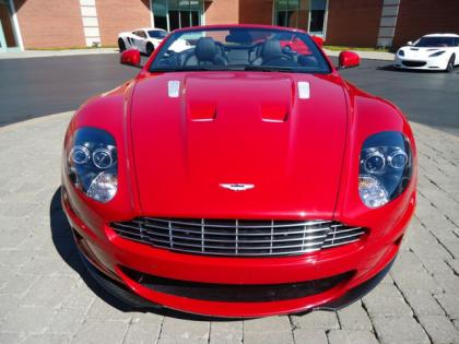 2012 ASTON MARTIN DBS BASE - RED ON BLACK 4