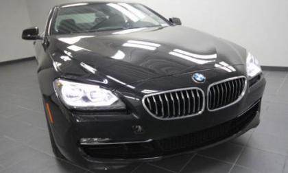 2012 BMW 640 I - BLACK ON BLACK 2
