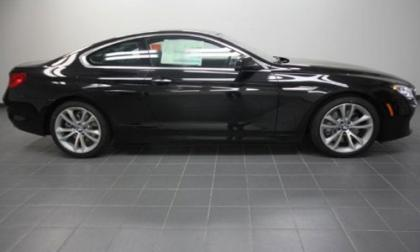 2012 BMW 640 I - BLACK ON BLACK 3