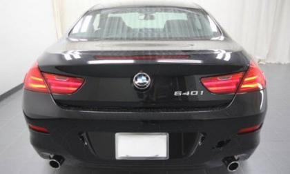 2012 BMW 640 I - BLACK ON BLACK 4