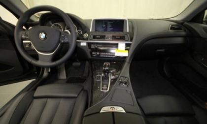 2012 BMW 640 I - BLACK ON BLACK 8