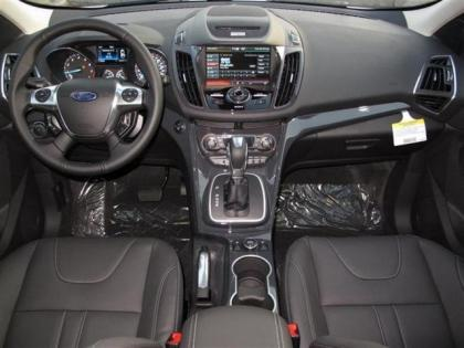 2013 FORD ESCAPE SEL - WHITE ON BLACK 5