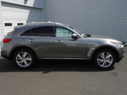 2012 INFINITI FX35 AWD - GRAY ON BLACK 3