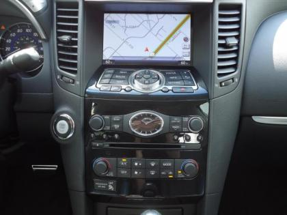 2012 INFINITI FX35 AWD - GRAY ON BLACK 7