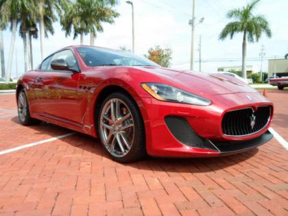 Export New 2012 Maserati Gran Turismo Mc Red On Black