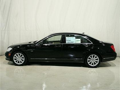 2012 MERCEDES BENZ S350 4MATIC - BLACK ON LIGHT BEIGE 3