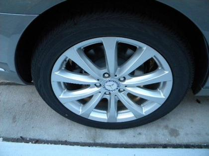 2012 MERCEDES BENZ S350 4MATIC - SILVER ON GRAY 7