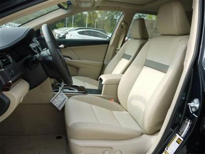 Export New 2012 Toyota Camry Xle Black On Beige