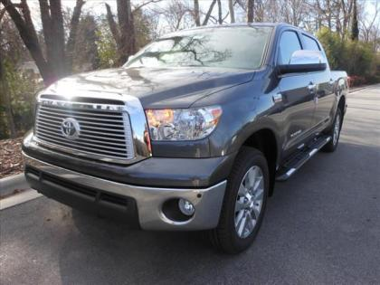 2012 TOYOTA TUNDRA PLATINUM - GREY ON GREY 2