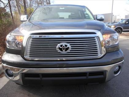 2012 TOYOTA TUNDRA PLATINUM - GREY ON GREY 3