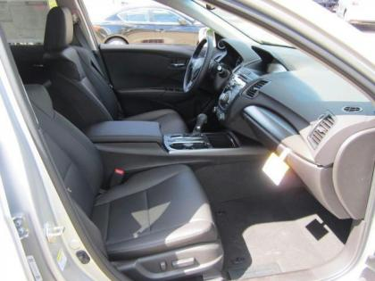 2013 ACURA RDX BASE - SILVER ON BLACK 6