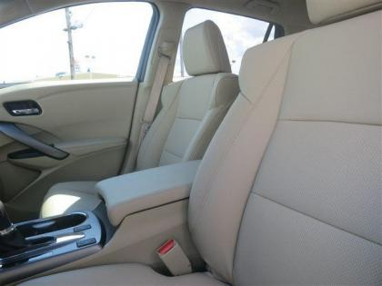 2013 ACURA RDX BASE - WHITE ON BEIGE 6