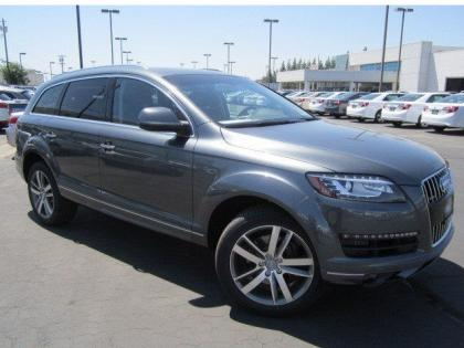 2013 AUDI Q7 TDI - GRAY ON GRAY