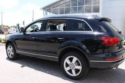 2013 AUDI Q7 TDI PREMIUM - BLACK ON BLACK 3