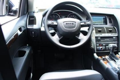2013 AUDI Q7 TDI PREMIUM - BLACK ON BLACK 6