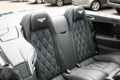 2013 BENTLEY CONTINENTAL GTC - BLACK ON BLACK 7