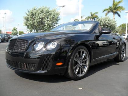 2013 BENTLEY CONTINENTAL SUPERSPORTS ISR - BLACK ON BLACK 3