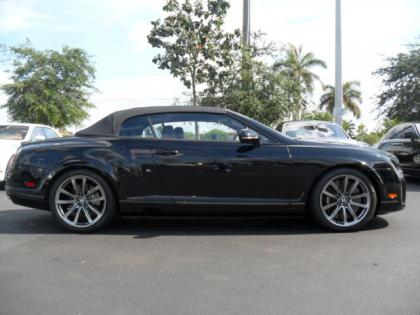 2013 BENTLEY CONTINENTAL SUPERSPORTS ISR - BLACK ON BLACK 4