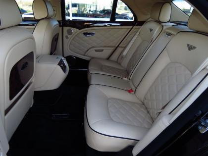 2013 BENTLEY MULSANNE BASE - BLACK ON BEIGE 8