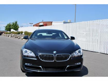 2013 BMW 640 I  GRAN COUPE - BLACK ON BLACK 2