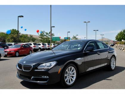 2013 BMW 640 I  GRAN COUPE - BLACK ON BLACK 3