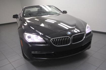 2013 BMW 640 I - BLACK ON BLACK