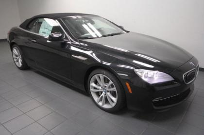 2013 BMW 640 I - BLACK ON BLACK 2