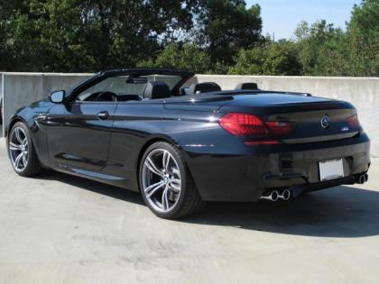 2013 BMW M6 BASE - BLACK ON BLACK 3