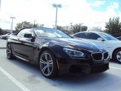 2013 BMW M6 BASE - BLACK ON BLACK