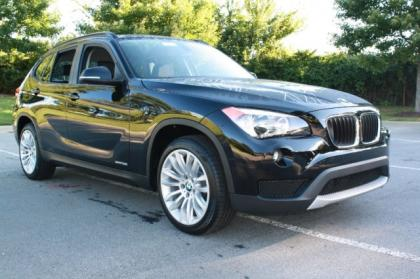 2013 BMW X1 SDRIVE28I - BLACK ON BLACK