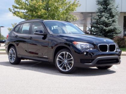2013 BMW X1 XDRIVE28I - BLACK ON BLACK
