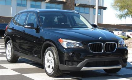 2013 BMW X1 28I - BLACK ON BLACK 1