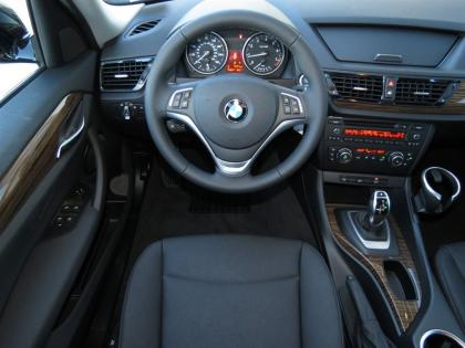 2013 BMW X1 28I - BLACK ON BLACK 2