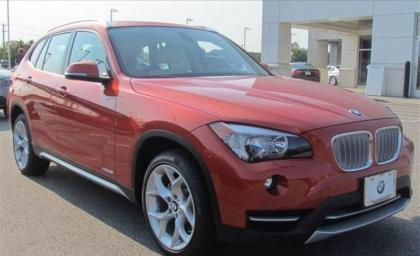 2013 BMW X1 28I - RED ON BEIGE