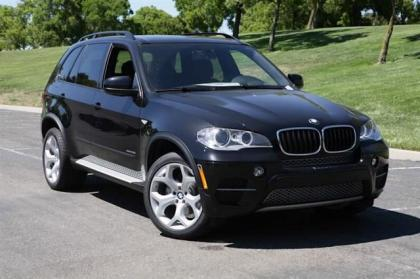 2013 BMW X5 XDRIVE35I - BLACK ON BLACK