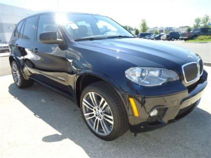 2013 BMW X5 XDRIVE35I - BLACK ON BROWN 1