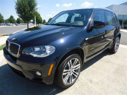 2013 BMW X5 XDRIVE35I - BLACK ON BROWN 2