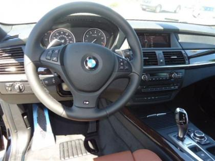 2013 BMW X5 XDRIVE35I - BLACK ON BROWN 6