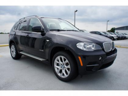 2013 BMW X5 XDRIVE35I - BLACK ON BROWN