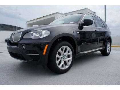2013 BMW X5 XDRIVE35I - BLACK ON BROWN 3