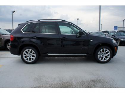 2013 BMW X5 XDRIVE35I - BLACK ON BROWN 4