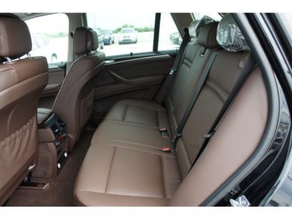 2013 BMW X5 XDRIVE35I - BLACK ON BROWN 7