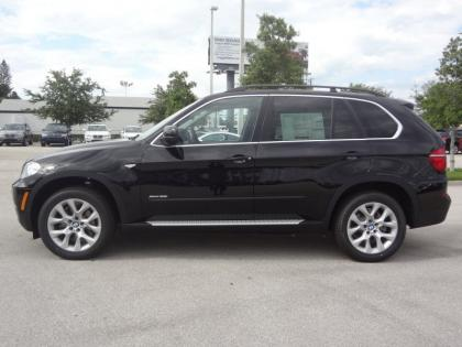 2013 BMW X5 XDRIVE35I PREMIUM - BLACK ON ORANGE 2