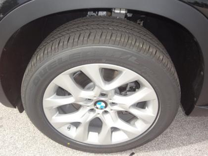 2013 BMW X5 XDRIVE35I PREMIUM - BLACK ON ORANGE 8