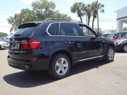 2013 BMW X5 XDRIVE35D - BLACK ON BLACK 3