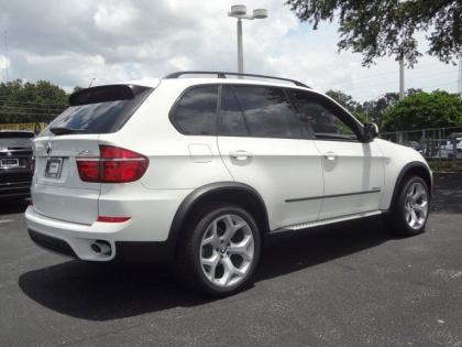 2013 BMW X5 XDRIVE35D - WHITE ON BLACK 2